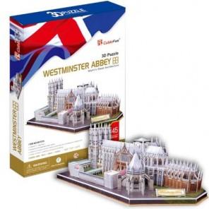 3D PUZZLE ABBAZIA WESTMINSTER