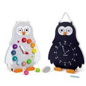 OROLOGIO OWLY CLOCK