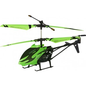 ELICOTTERO R/C 3CH GLOW IN THE DARK