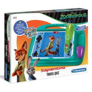 SAPIENTINO TRAVEL ZOOTROLPOLIS