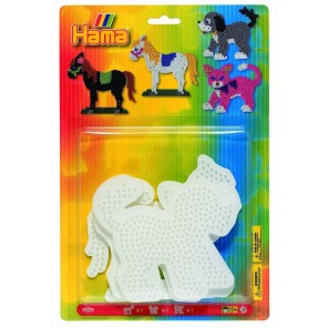 HAMA BEADS BASI PER CREARE ANIMALI