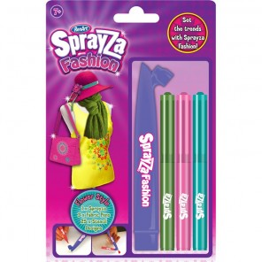 SPRAYZA FASHION FLOWER DESIGN