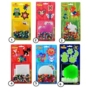 HAMA BEADS BLISTER KIT