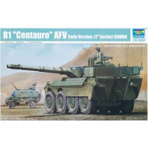 CARRO B1 CENTAURO AFV KIT 1/35