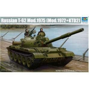 CARRO ARMATO T-62 1975 KIT 1/35