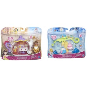 PRINCIPESSE DISNEY PLAYSET ASS