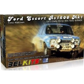 AUTO FORD ESCORT RS1600 MAKINEN KIT 1/24