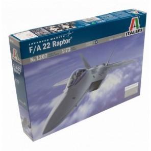 AEREO F 22 RAPTOR KIT 1/72