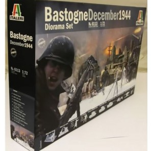SET BASTOGNE DECEMBER 1944 KIT 1/72