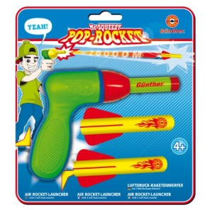 Mc SQUEEZY POP-ROCKET