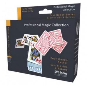 GIOCO DI MAGIA 4 REGINE + DVD