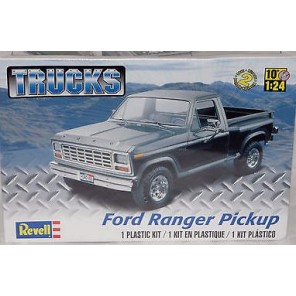 AUTO FORD RANGER PICK UP KIT 1/24