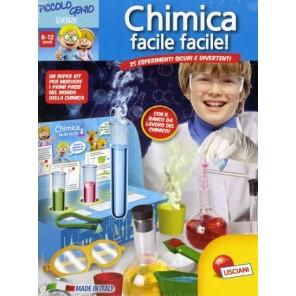 PICCOLO GENIO CHIMICA FACILE