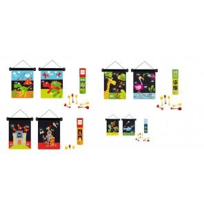 SCRATCH GAME BERSAGLIO MAGNETICO SMALL