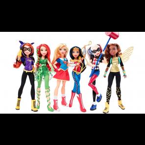 DC SUPER HERO GIRLS ASSORTITE