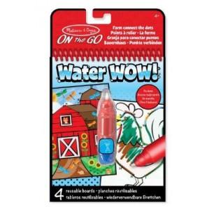 BLOCCO WATER WOW!UNISCI I PUNTINI-FATTOR