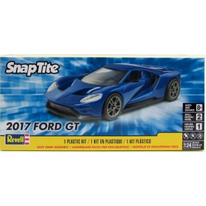 AUTO FORD GT SNAP KIT 1/24