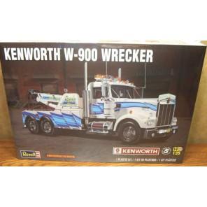 CAMION KENWORTH W900 WRECKER KIT 1/25