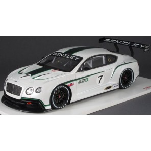 AUTO BENTLEY CONTINENTAL GT3 1/18