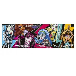 1000 PZ MONSTER HIGH PANORAMA