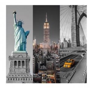 500X3 TRITTICO NEW YORK