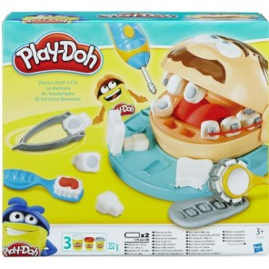 PLAY-DOH DOCTOR DRILL'N FILL