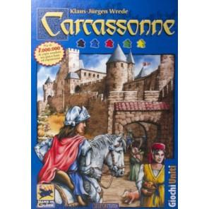 GIOCO CARCASSONNE