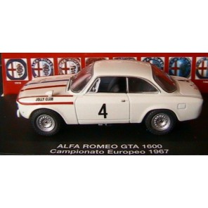 AUTO ALFA ROMEO GTA 1600 1/43