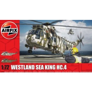 ELICOTTERO WESTLAND SEA KING KIT 1/72