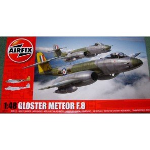 AEREO GLOSTER METEOR F8 KIT 1/48
