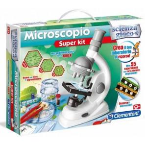 MICROSCOPIO SUPERKIT