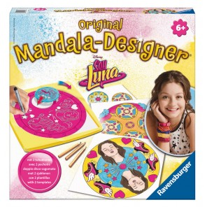 MANDALA DESIGNER SOY LUNA