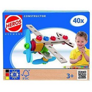 HEROS CONSTRUCTOR AEREO 40 PZ