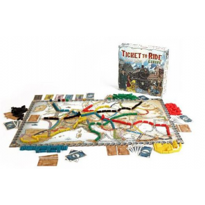 GIOCO TICKET TO RIDE EUROPA
