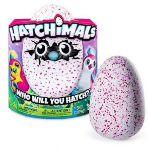 HATCHIMALS UOVO CON PINGUINO