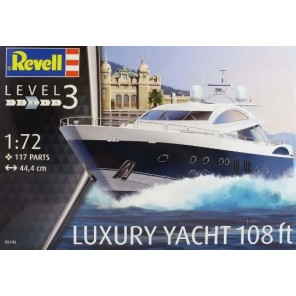 NAVE LUXURY YATCH 108FT KIT 1/72