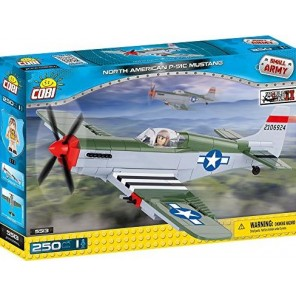 COBI P-51 MUSTANG