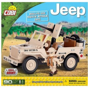 COBI JEEP WILLYS