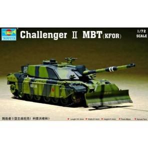 CARRO ARMATO CHALLENGER II 1/72