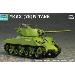 CARRO ARMATO M4A3 KIT 1/72