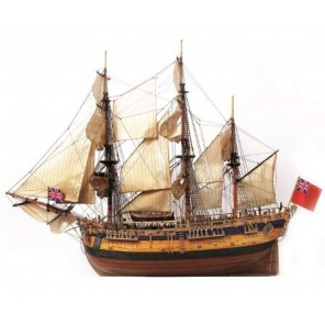 NAVE ENDEAVOUR KIT 1/54