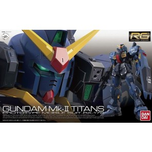 GUNDAM RG MK II TITANS