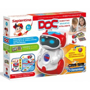 SAPIENTINO ROBOT EDUCATIVO DOC