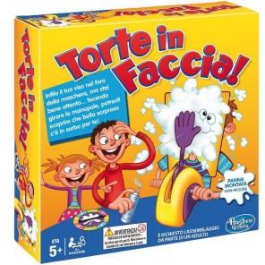 GIOCO TORTE IN FACCIA