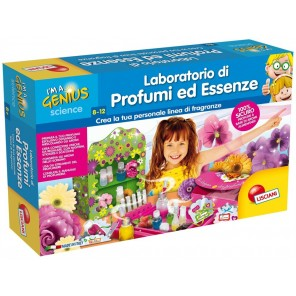 LABORATORIO PROFUMI ED ESSENZE