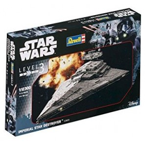 STAR WARS STAR DESTROYER KIT 1/12300