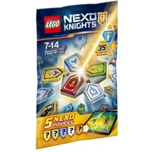 LEGO NEXO KNIGHT BUSTE COMBO POWER