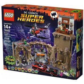LEGO BATMAN BATCAVERNA