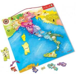 L'ITALIA MAGNETICA