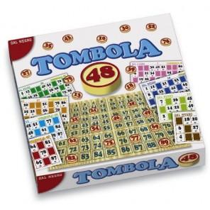 TOMBOLA 48 LEGNO